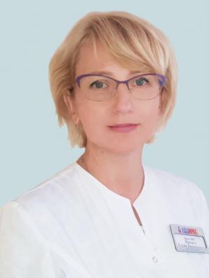 Зброжко Елена Васильевна врач-рентгенолог МИБС Одесса
